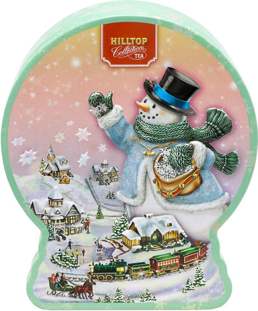 Hilltop Волшебный снегопад чай листовой Молочный оолонг, 100 г цена