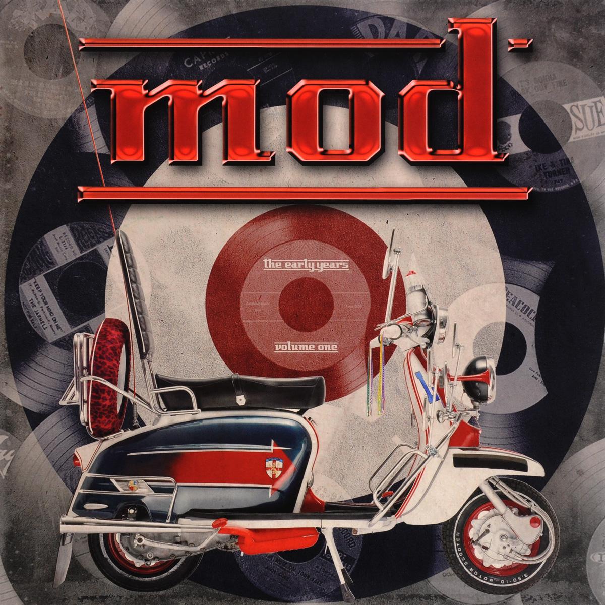 лучшая цена Mod The Early Years (2 LP)