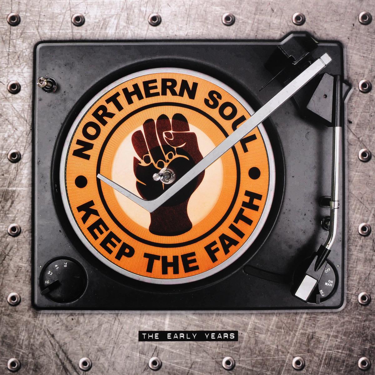 лучшая цена Northern Soul Northern Soul. Early Years (3 LP)