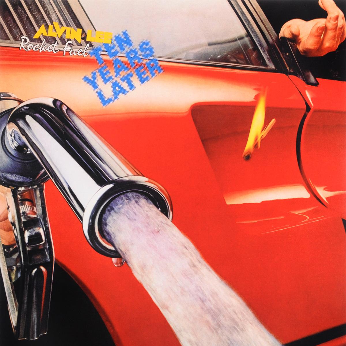лучшая цена Алвин Ли,Ten Years Later Alvin Lee & Ten Years Later. Rocket Fuel (LP)