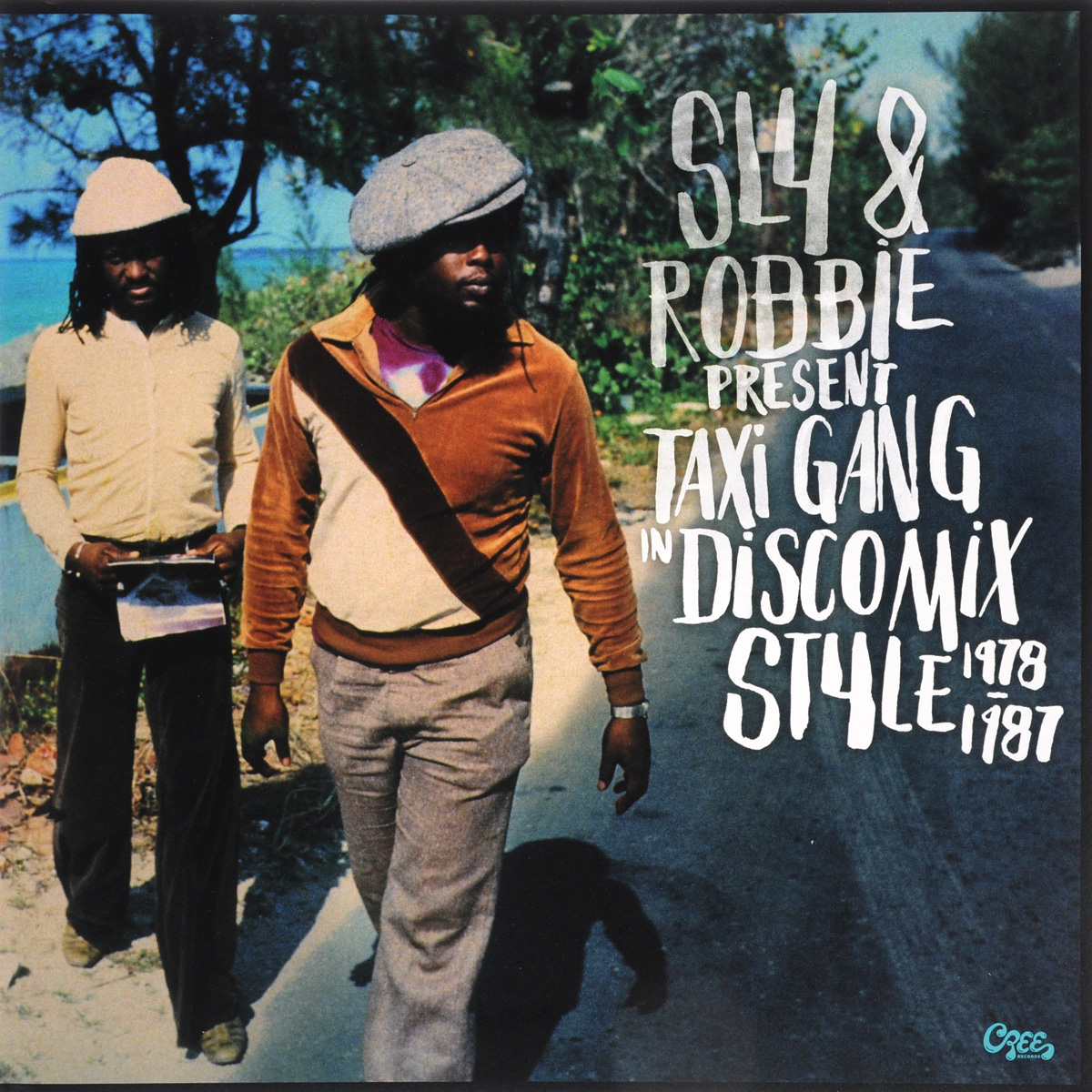 Sly & Robbie Sly & Robbie Present Taxi Gang In Disco Mix Style 1978-1987 (2 LP) robbie williams robbie williams swings both ways 2 lp