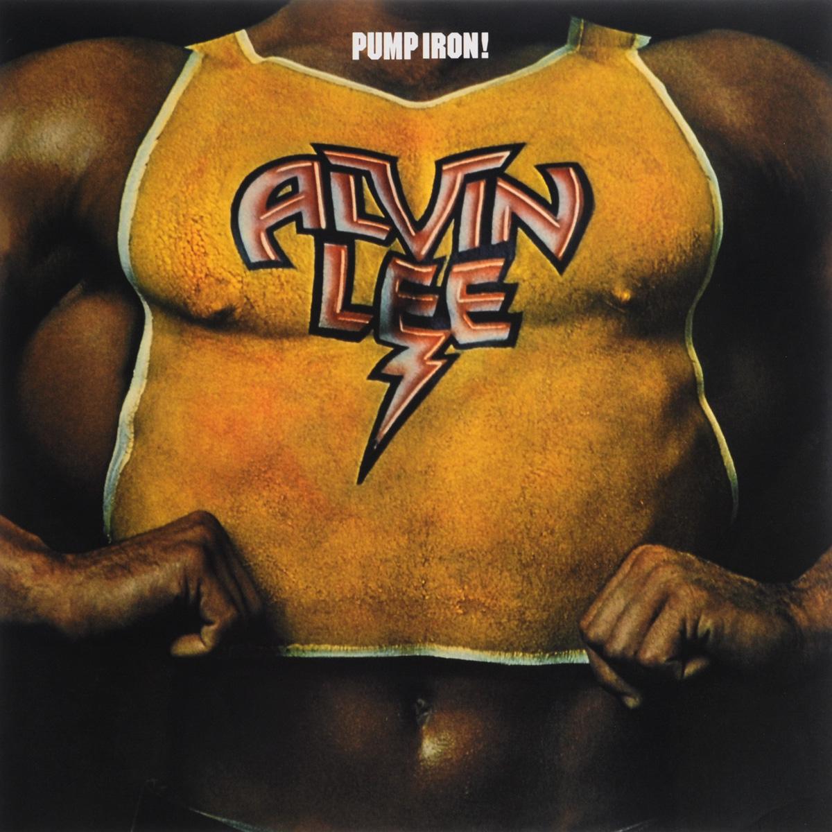 лучшая цена Алвин Ли Alvin Lee. Pump Iron (LP)