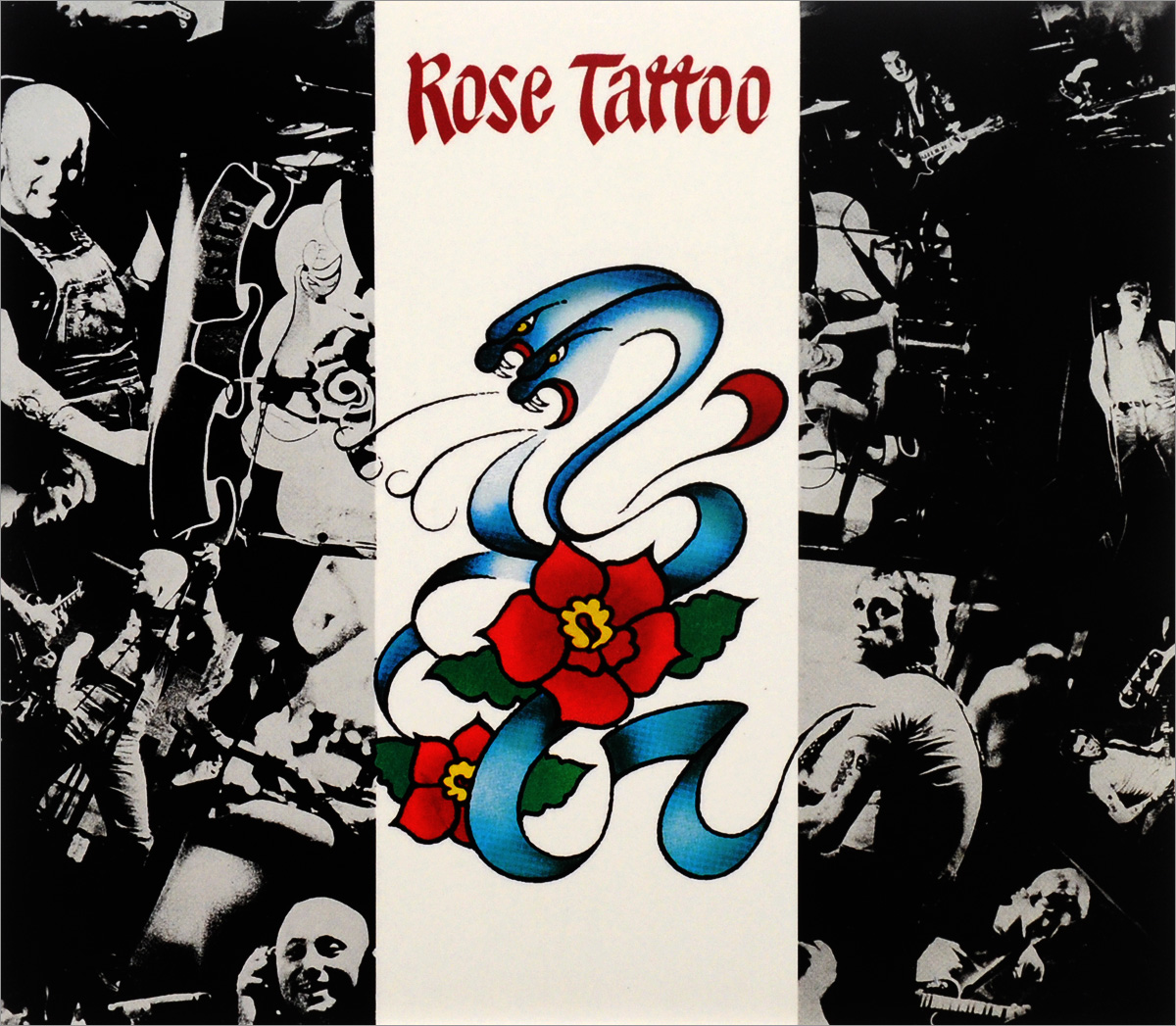 Rose Tattoo Rose Tattoo. Rose Tattoo rose