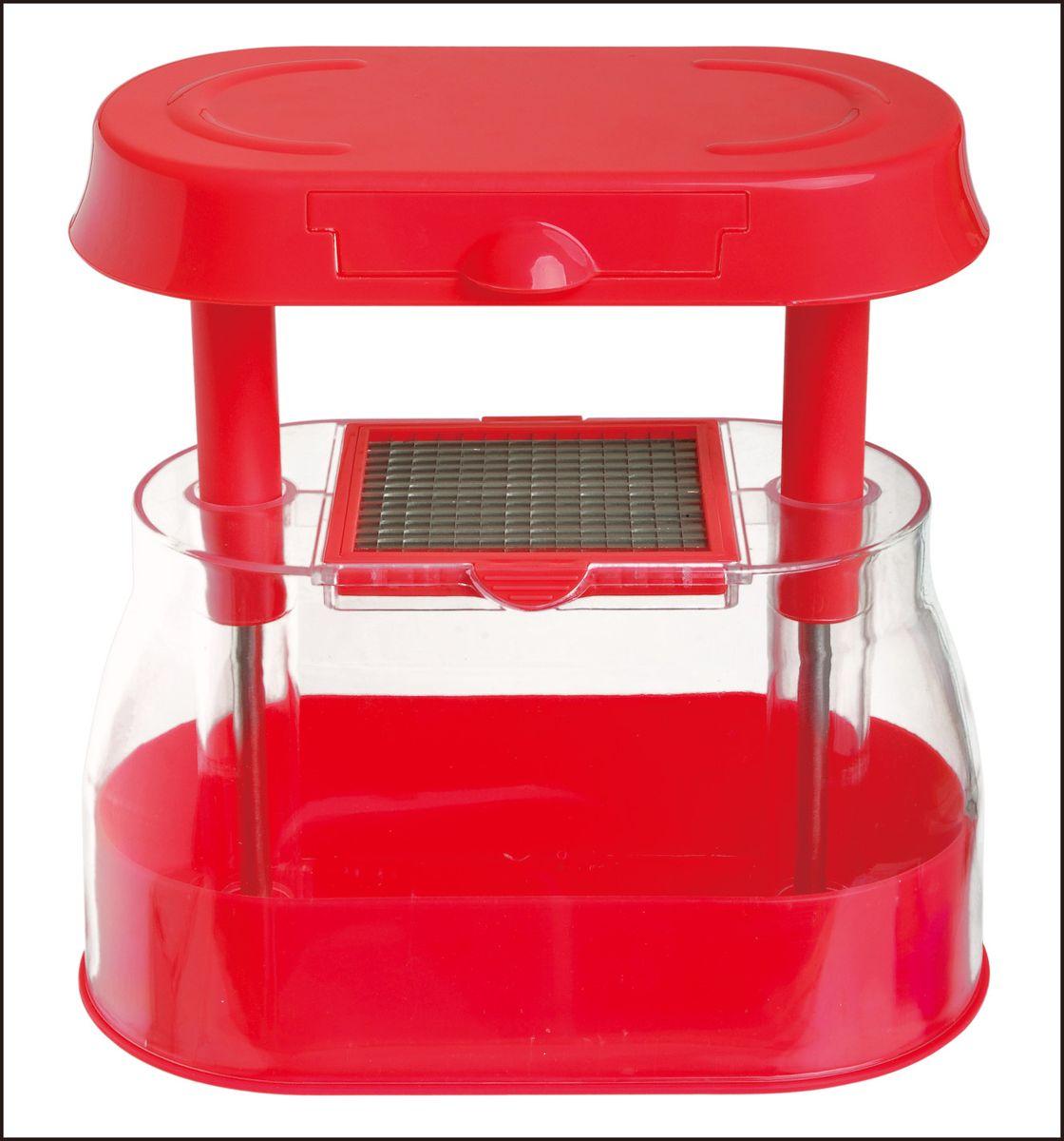 Овощерезка As Seen On TV Multi Chopper, цвет: красный кошелек зарядка as seen on tv