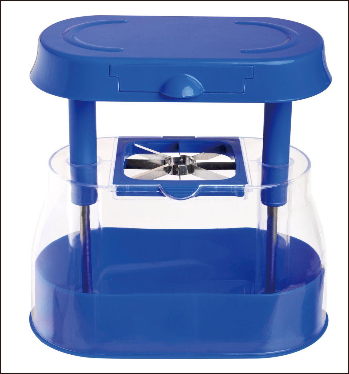 Фото - Овощерезка As Seen On TV Multi Chopper, цвет: синий экспресс овощерезка as seen on tv идеальные кубики и ломтики