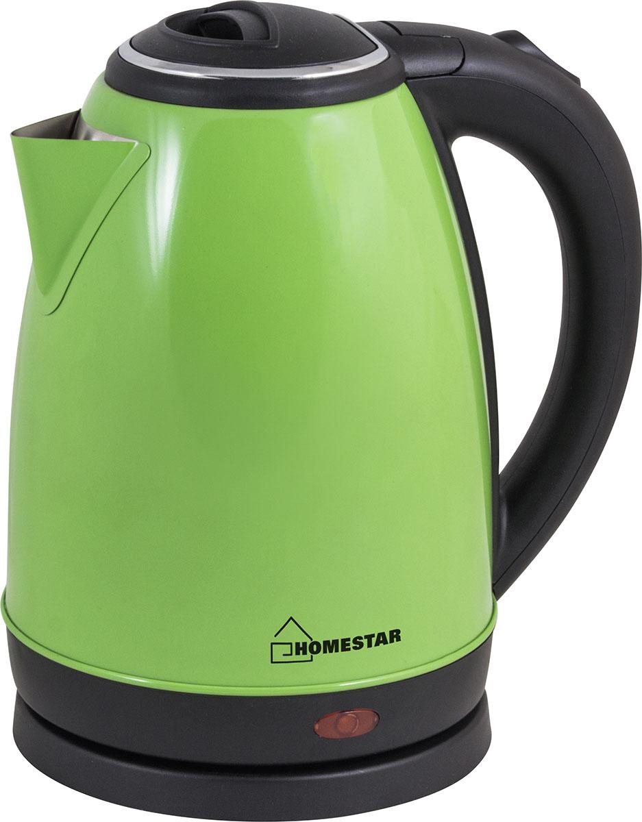 Электрический чайник HomeStar HS-1010 электрический чайник homestar hs 1010 green