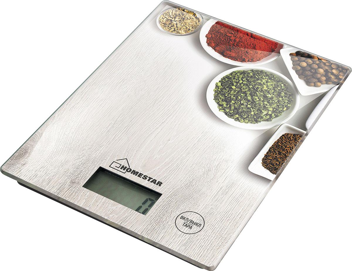 Кухонные весы HomeStar HS-3008 Spice кухонные весы homestar hs 3002 brown