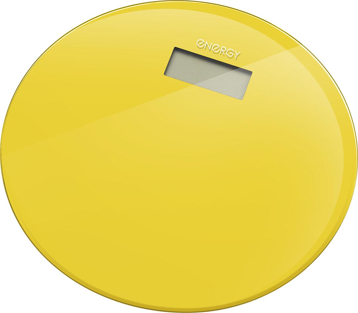 Energy EN-420 RIO, Yellowнапольные весы Energy