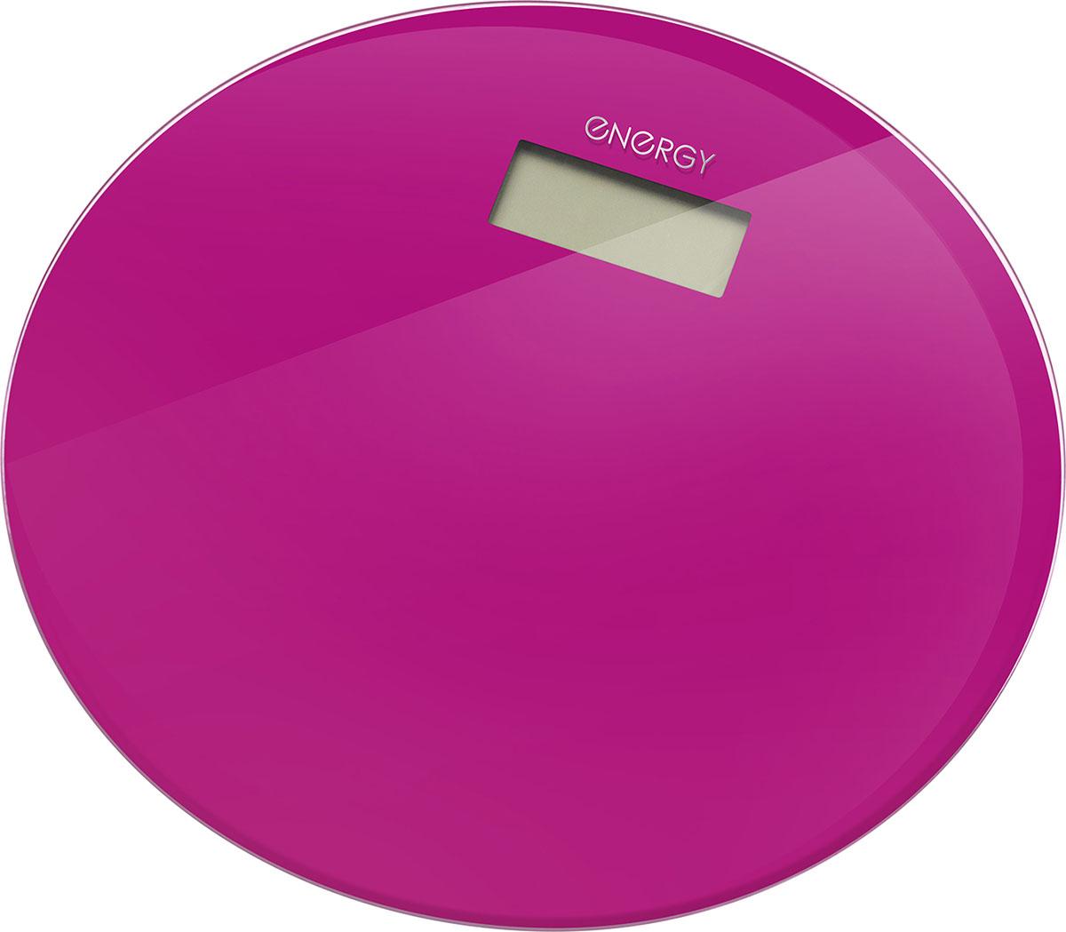 Energy EN-420 RIO, Pinkнапольные весы Energy