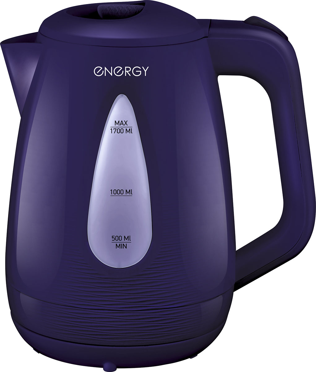 лучшая цена Energy E-214, Purple электрический чайник