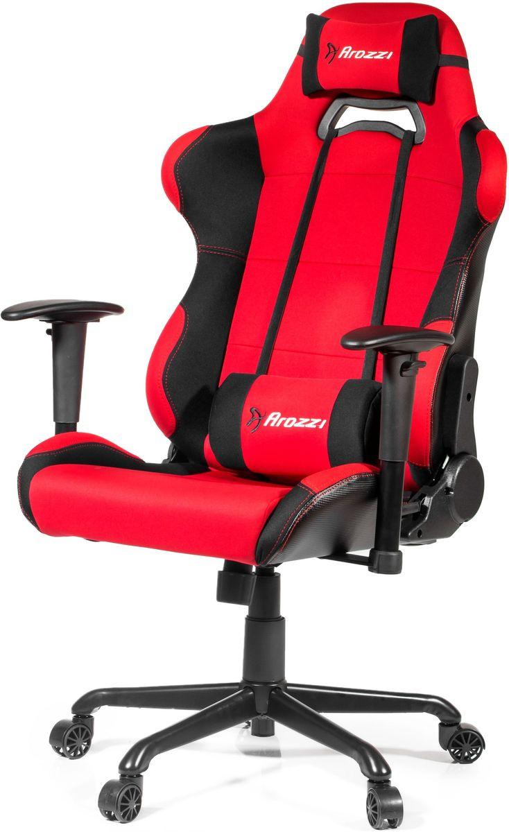 Arozzi Torretta XL-Fabric, Red игровое кресло цена и фото