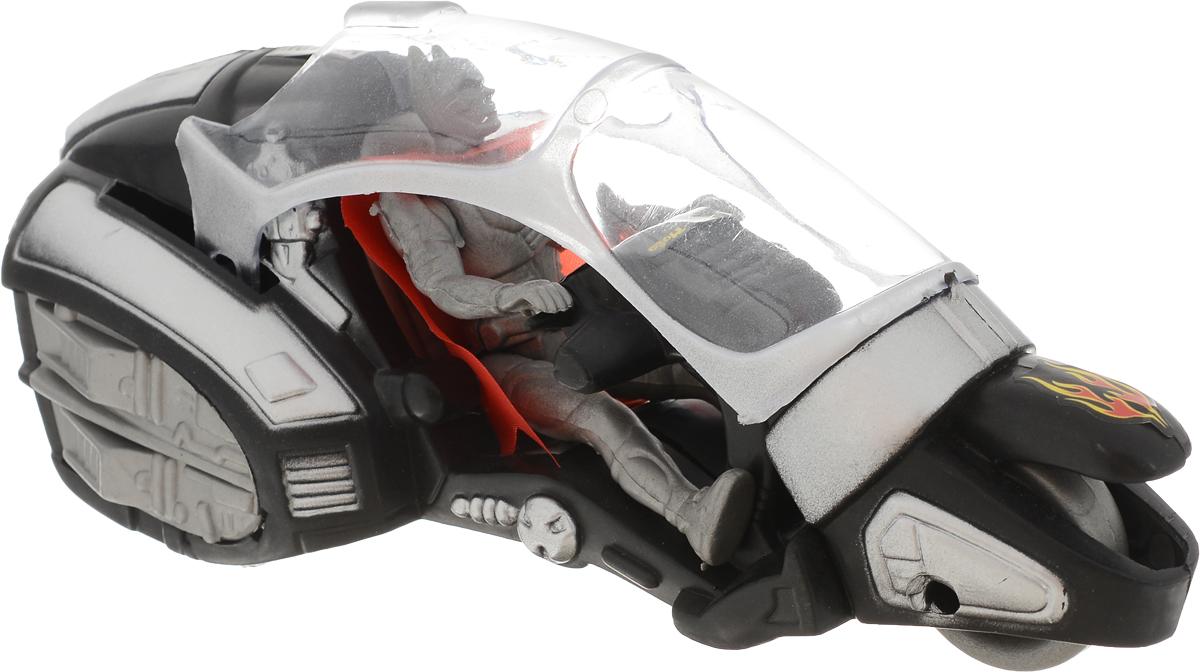 Plastic Toy Гоночный мотоциклB1313387Гоночный мотоцикл Plastic Toy станет прекрасным подарком для юного гонщика. Теперь он сможет разыгрывать все возможные погони. А заводной механизм ему в этом поможет. Мотоциклом управляет фигурка. Выполнен мотоцикл из безопасного для ребенка материала.
