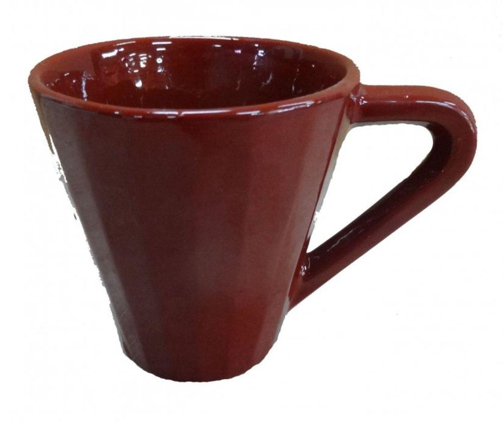 Чашка чайная Борисовская керамика Ностальгия, 250 мл пиала борисовская керамика классика 250 мл мрм14458418