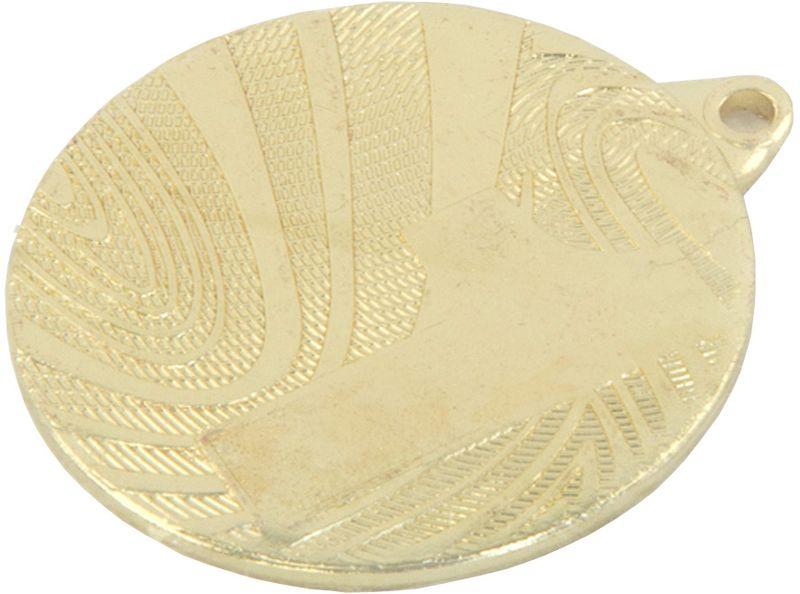 Медаль сувенирная За 1 место, цвет: золотой, диаметр 4 см. MMC6040/ G медаль ника 1 место диаметр 5 см 337421