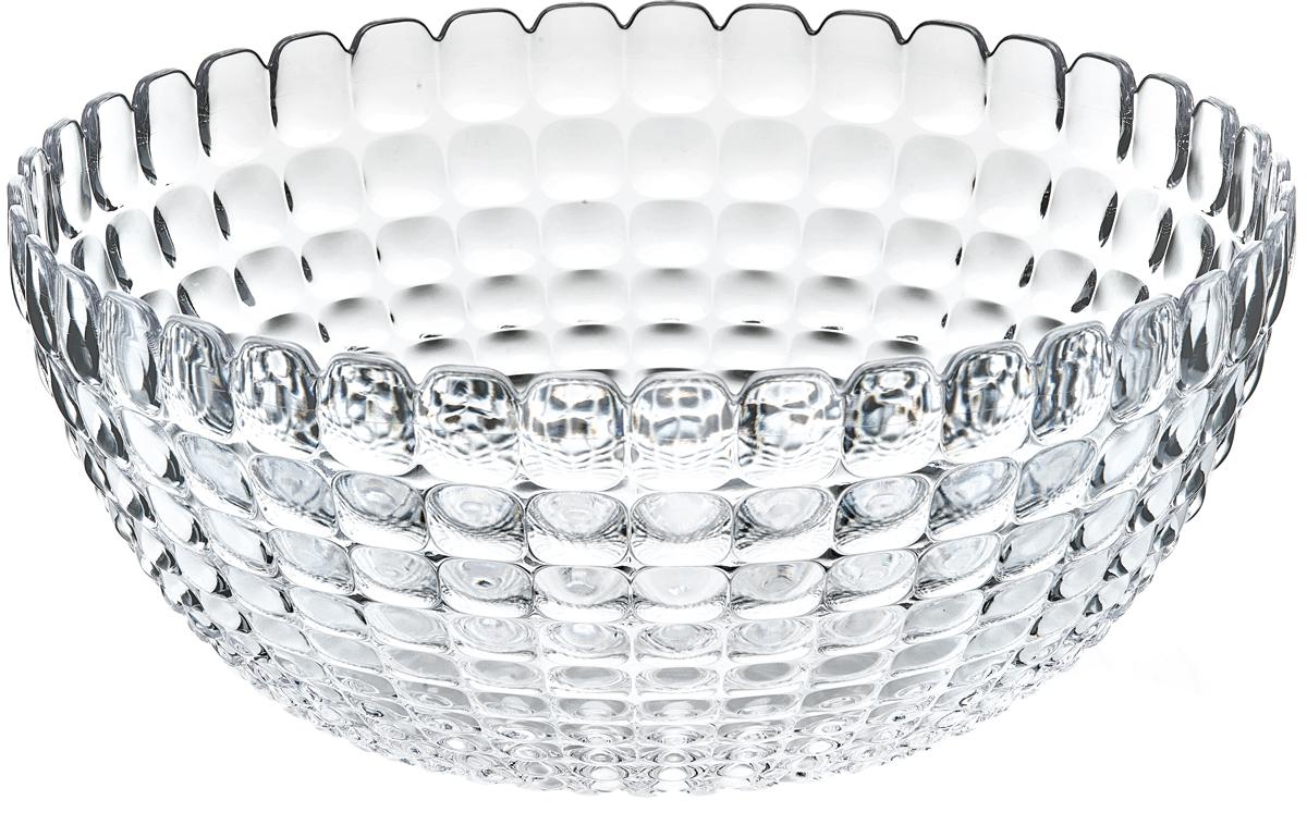 "Салатник Guzzini ""Tiffany"", цвет: прозрачный, 5 л"