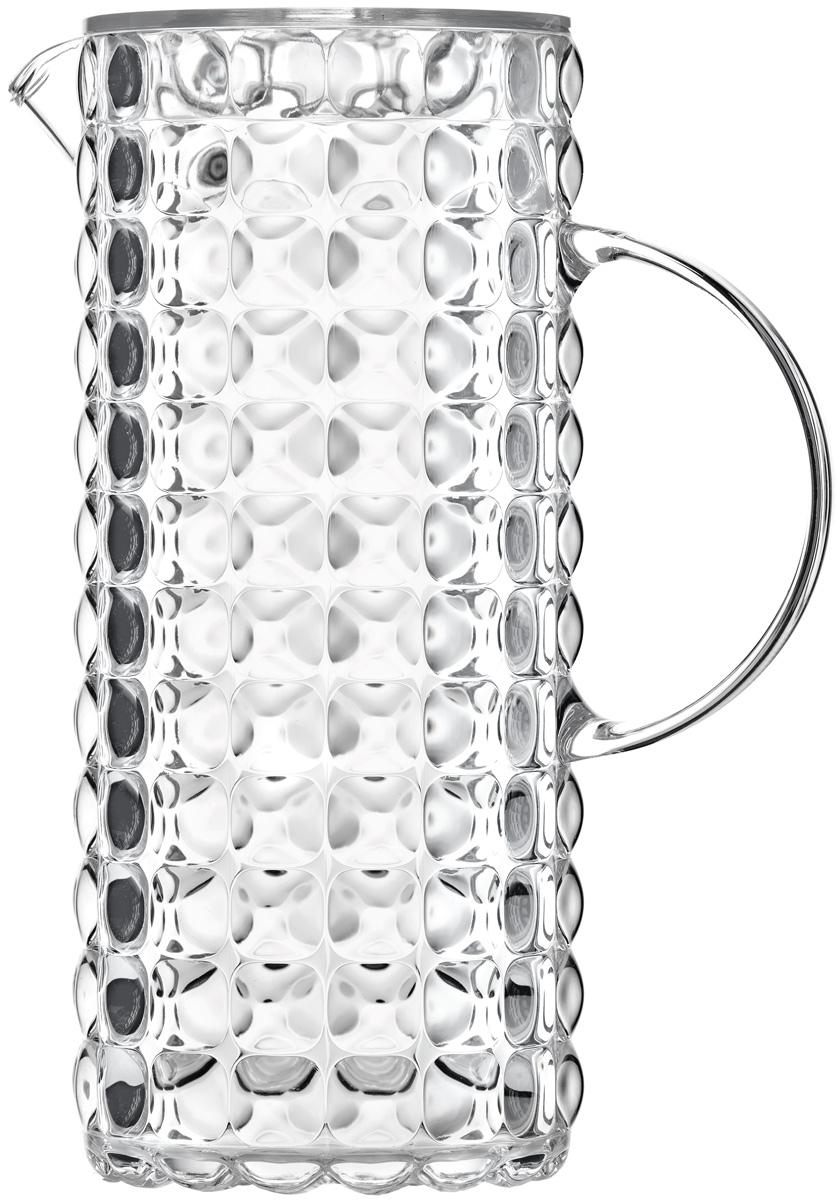 Кувшин для напитков Guzzini Tiffany, цвет: прозрачный, 1,75 л