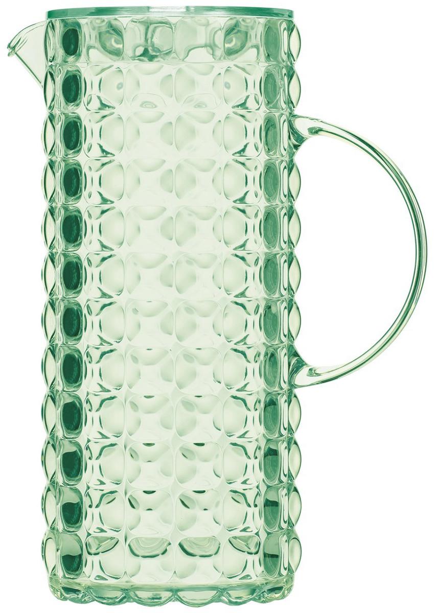 "Кувшин для напитков Guzzini ""Tiffany"", цвет: зеленый, 1,75 л"