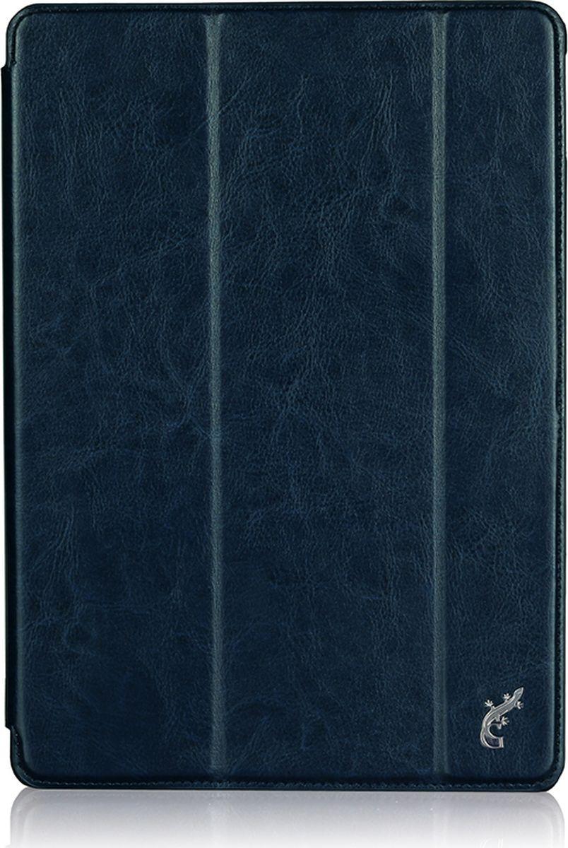 Чехол G-Case Slim Premium для Apple iPad Pro 10.5 / iPad Air (2019) темно-синий ultra slim leather case stand cover for ipad pro 10 5 inch tablet pc tj
