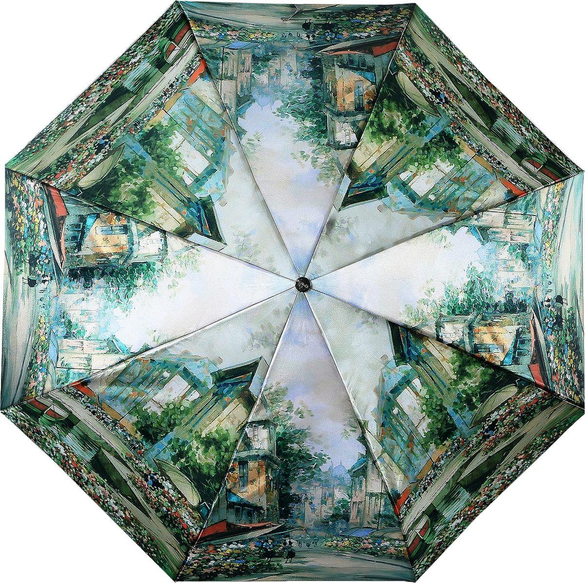 Зонт Trust 42372-107 зонт trust 42372 66 женский полный автомат