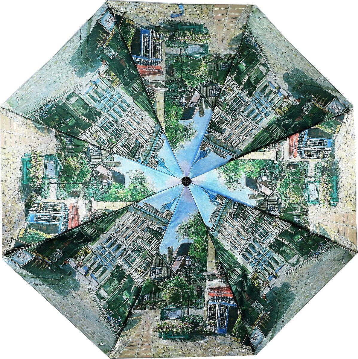 Зонт Trust 42372-19 зонт trust 42372 66 женский полный автомат