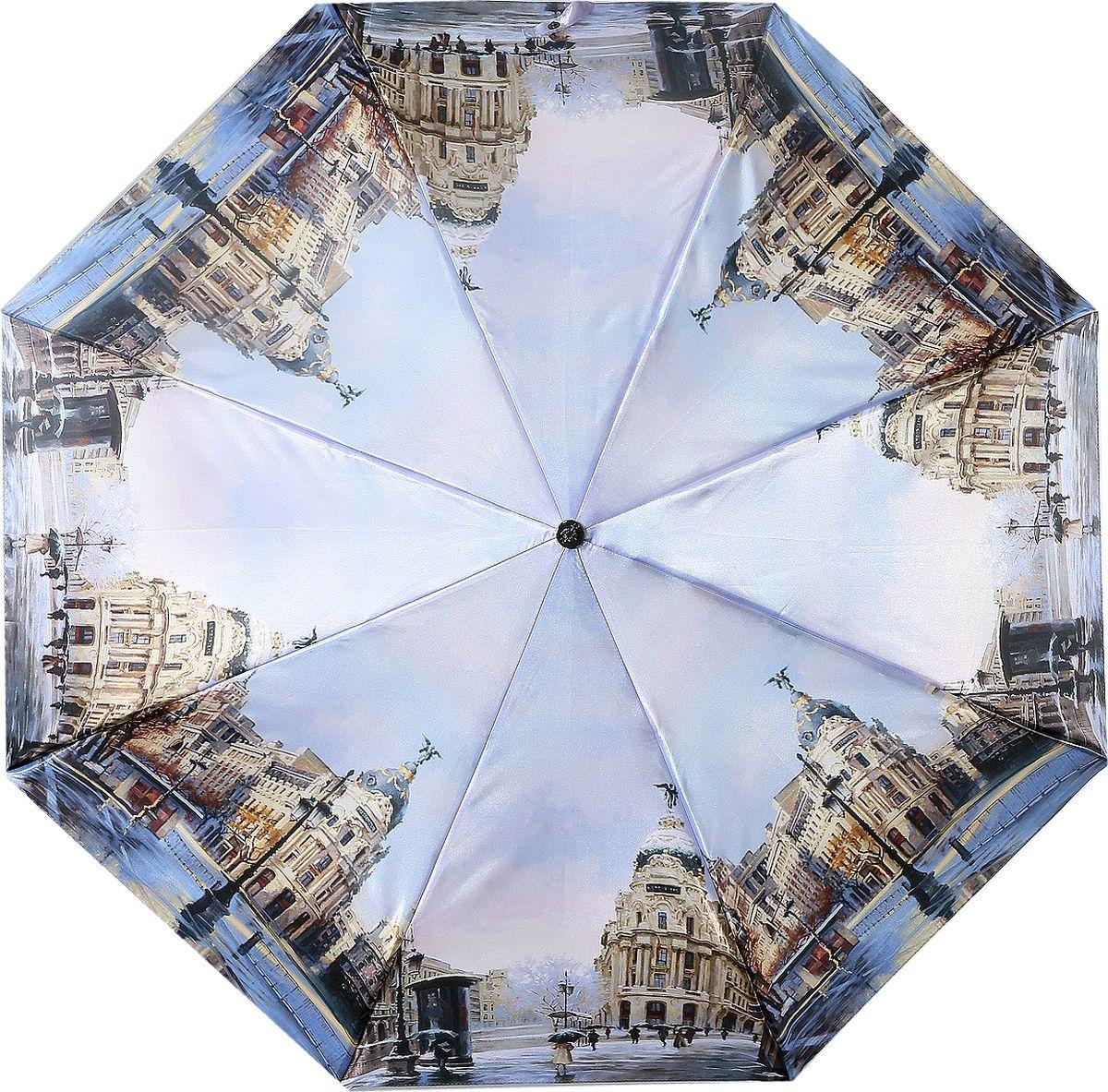 Зонт Trust зонт trust 42372 76 женский полный автомат