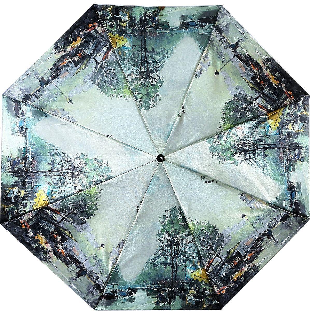 Зонт Trust 42372-77 зонт trust 42372 66 женский полный автомат