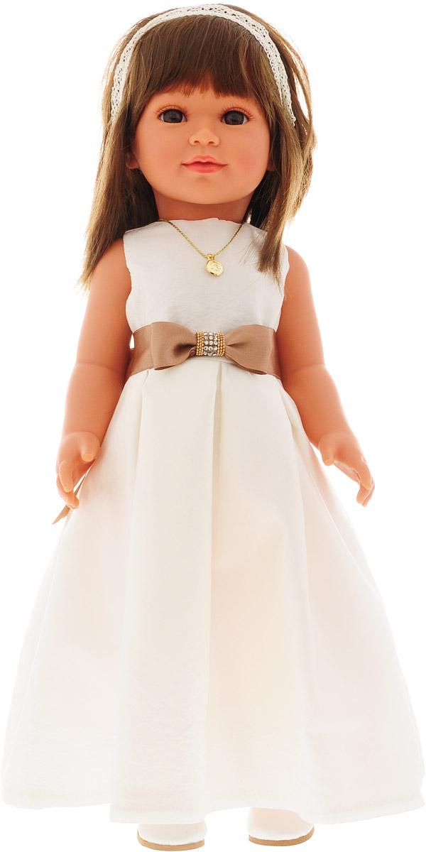 Vestida de Azul Кукла Корал брюнетка Первое причастие