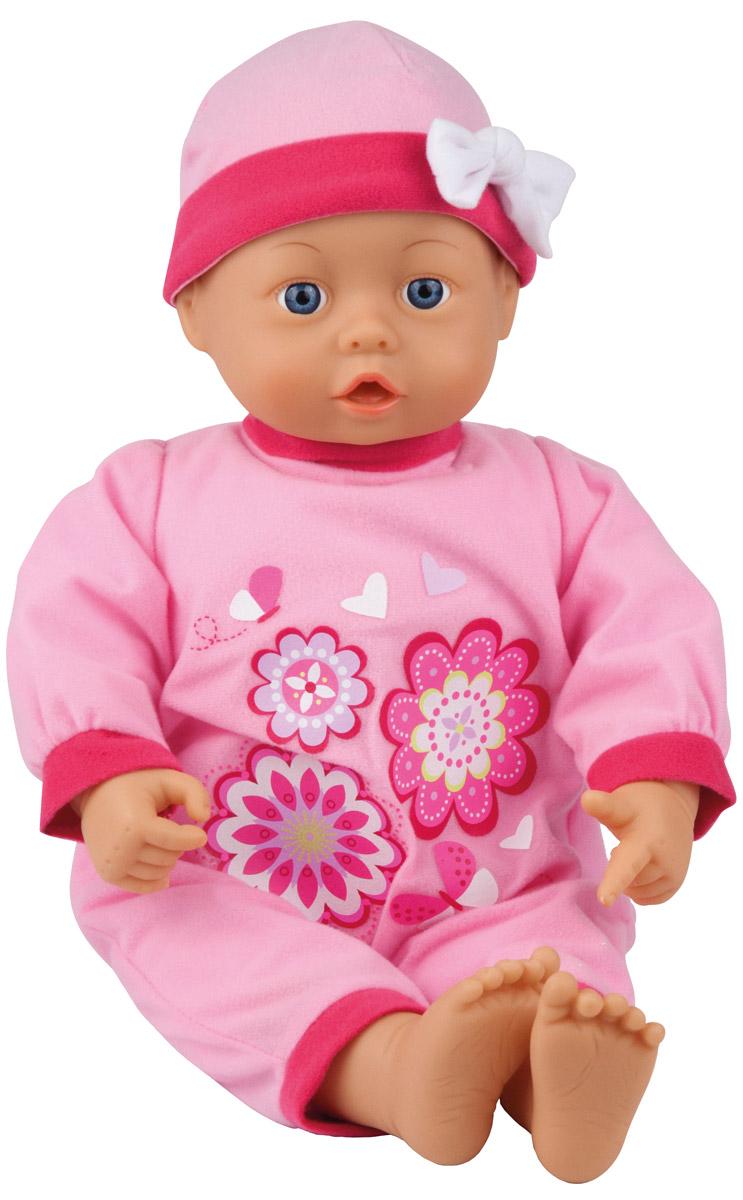 """Bayer """"Моя первая кукла"""" Пупс озвученный 46 см"""