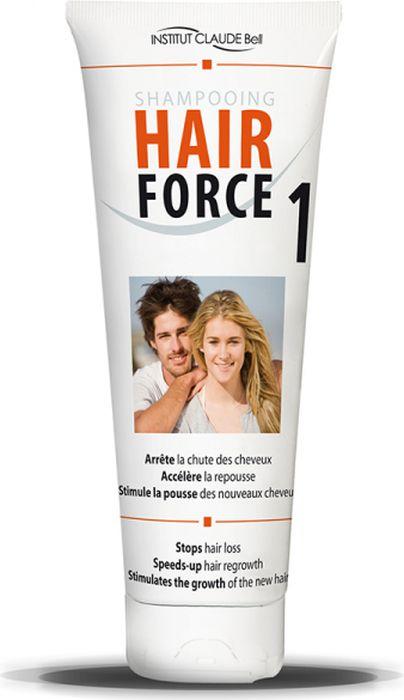 Шампунь HAIR FORCE ONE против выпадения волос, 250 мл белита бальзам эксперт против выпадения волос dr hair care 300 мл