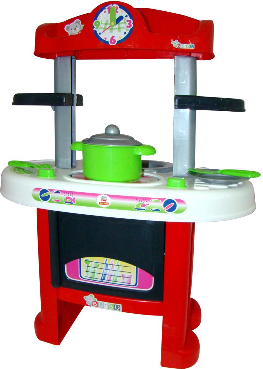 Полесье Игровой набор Bu-Bu №5 42446, цвет в ассортименте игра полесье кухня bu bu 5 44891