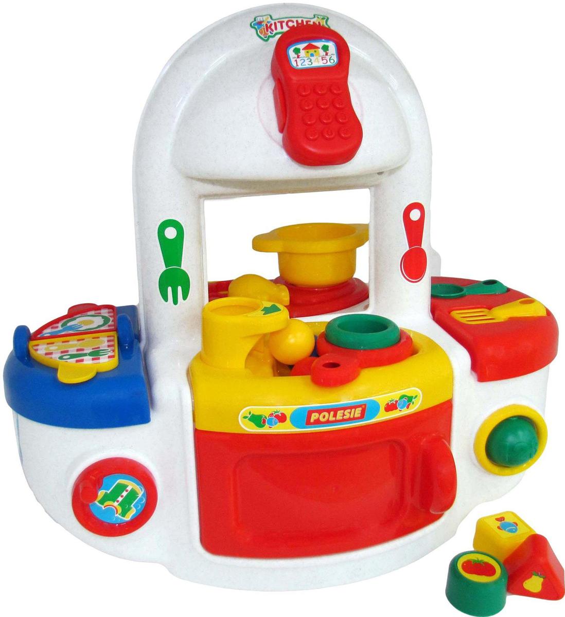 Полесье Игровой набор Кухня 9197, цвет в ассортименте полесье игровой набор кухня laura 56313 цвет в ассортименте