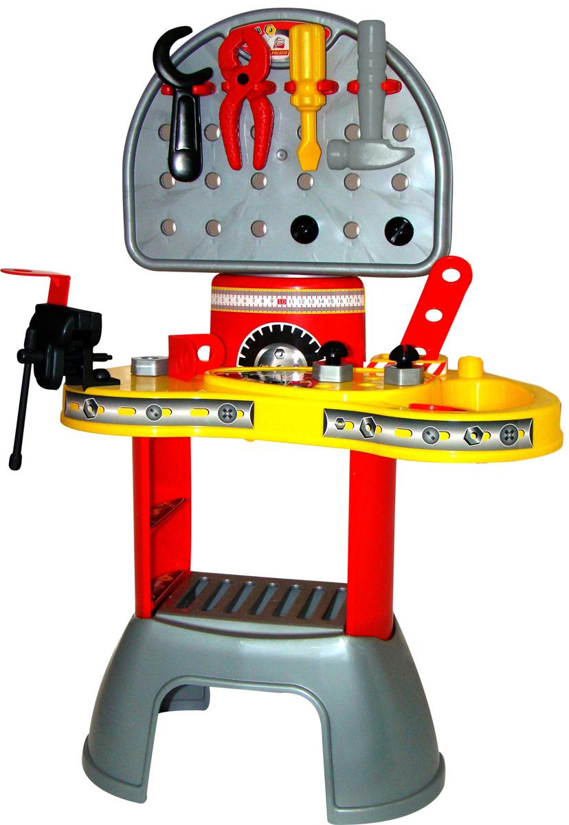 Полесье Игровой набор Механик-макси 2, цвет в ассортименте игровой набор полесье механик в коробке 36612