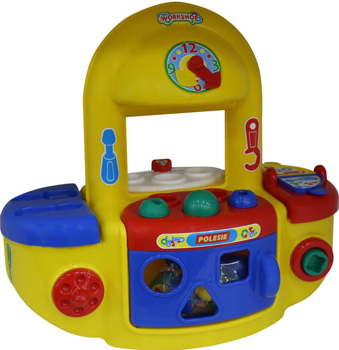 Полесье Игровой набор Мастерская 9180, цвет в ассортименте инновации для детей набор мыльная мастерская тропический микс
