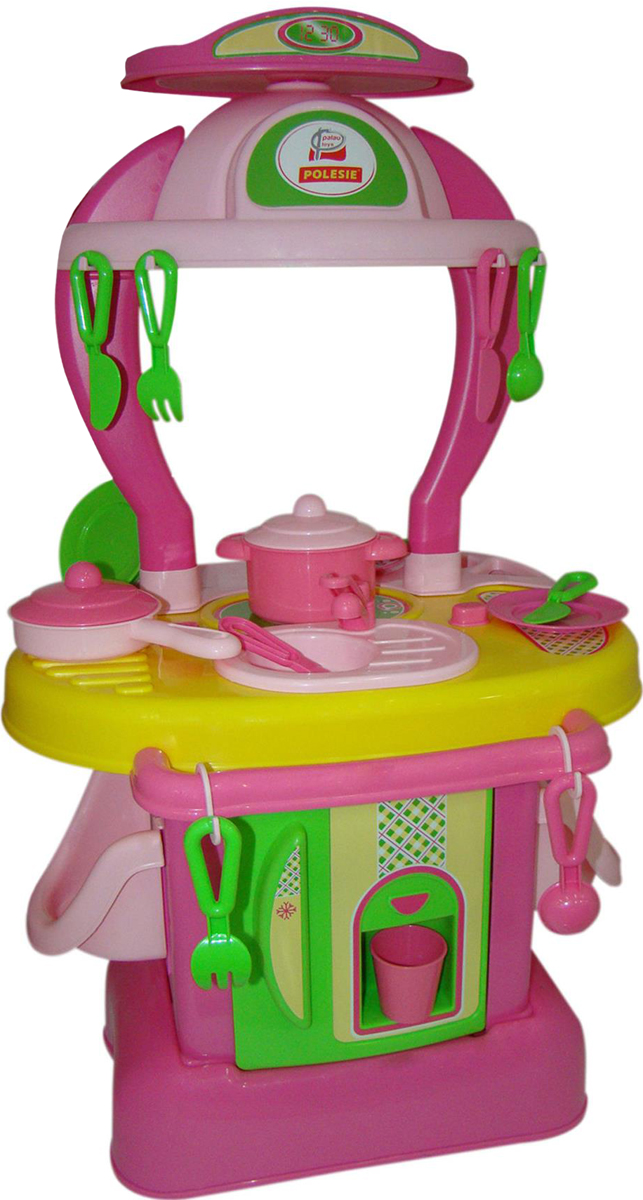 Полесье Игровой набор Кухня Изящная №1, цвет в ассортименте42583Игровой набор Кухня Изящная №1 подарит юной хозяйке много восторженных эмоций! На этой кухне девочка найдет кастрюлю, сковороду, вилки и ножи, и другую кухонную утварь!! Яркие краски, множество деталей и отличное качество - вот что нужно вашему ребенку. С такой кухней девочка будет придумывать множество сюжетно-ролевых игр! Уважаемые клиенты! Обращаем ваше внимание на цветовой ассортимент товара. Поставка осуществляется в зависимости от наличия на складе.