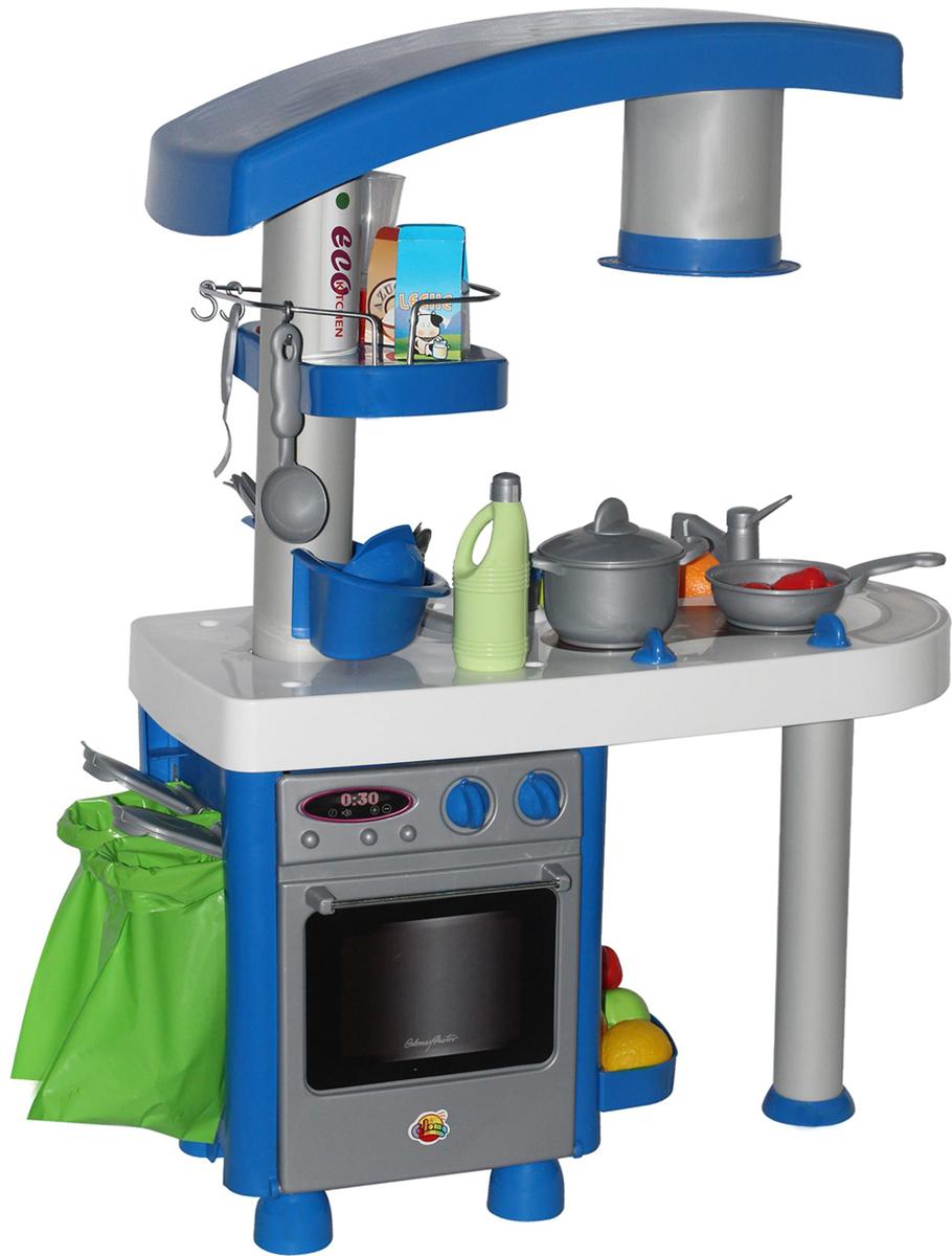 Полесье Игровой набор Кухня ECO 56290, цвет в ассортименте цена и фото