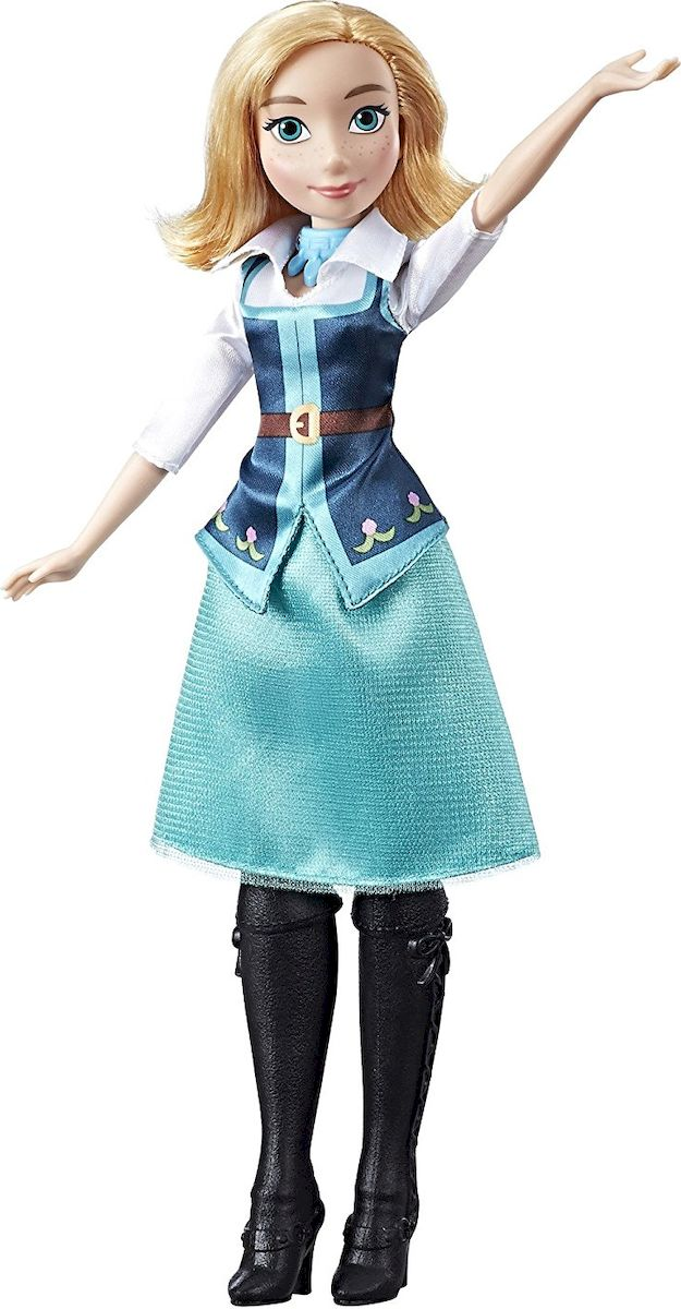 Disney Elena Of Avalor Кукла Наоми Тернер набор наклеек panini elena of avalor елена принцесса авалора 5 шт