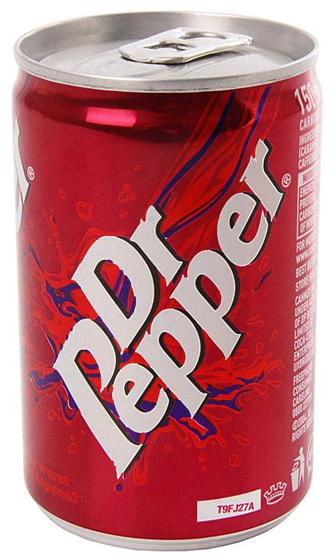 Dr.Pepper газированный напиток, 0,15 л