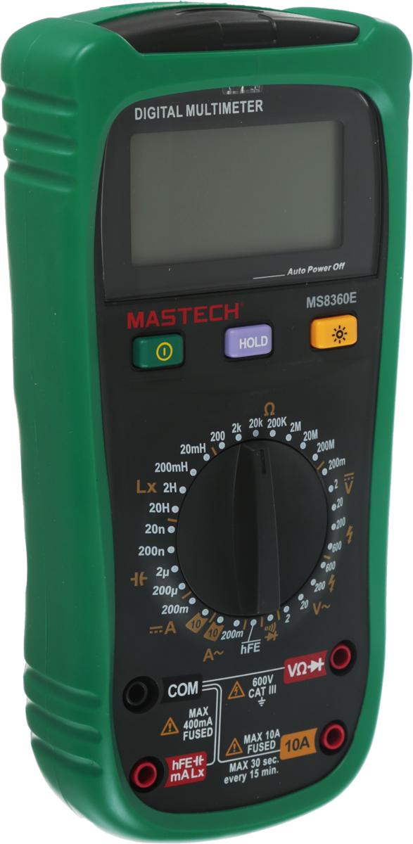 Измеритель емкости и индуктивности Mastech MS8360E