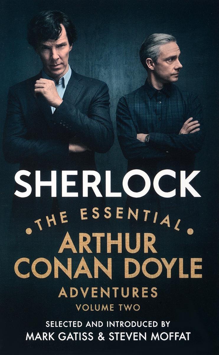 Sherlock: The Essential Arthur Conan Doyle Adventures: Volume 2