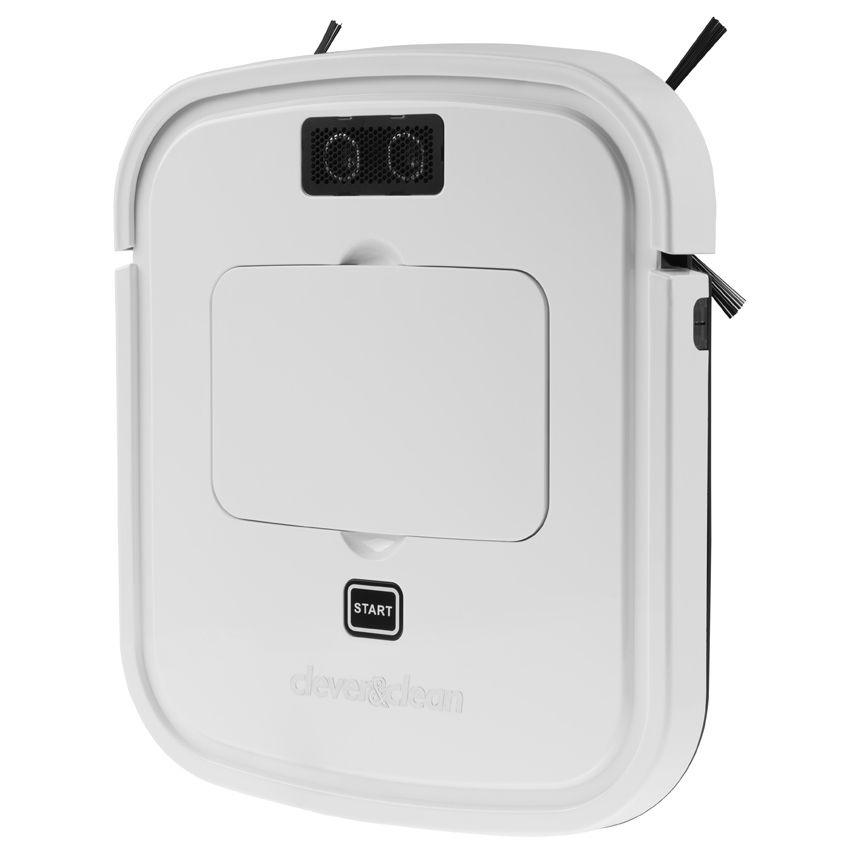 Робот-пылесос Clever&Clean Slim-Series VRpro 02 Clever&Clean