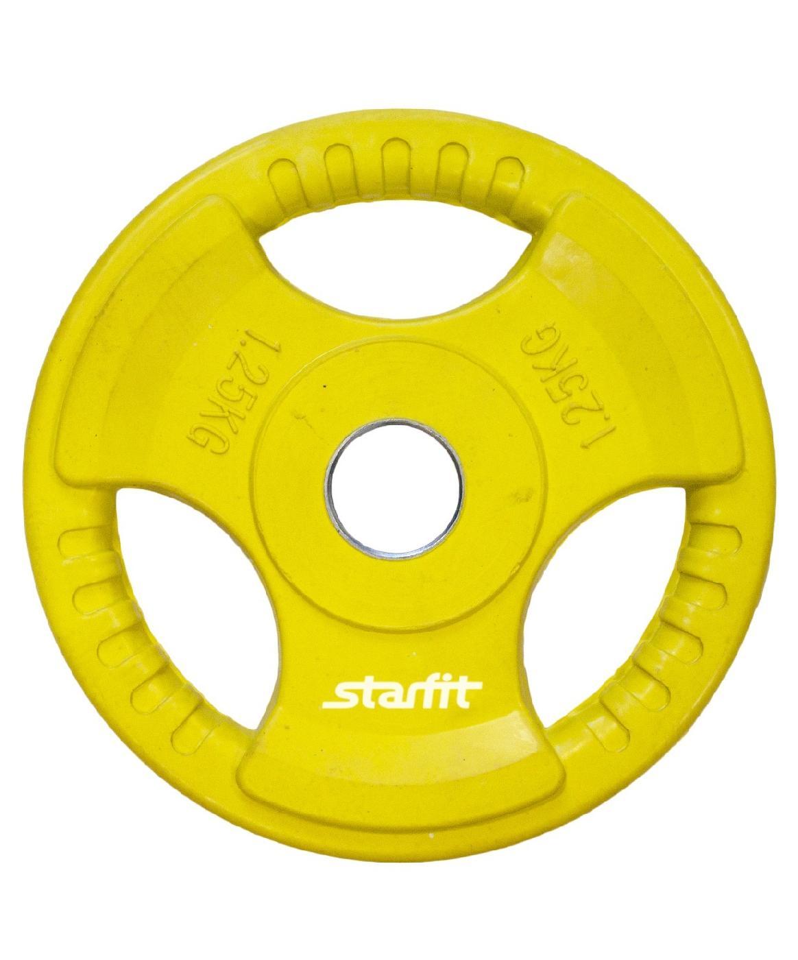 Диски Starfit УТ-00007160УТ-00007160Диск BB-201 - это цветной обрезиненный диск отSTARFIT, который имеет специальную форму, при помощи которой диск можно удобно брать за ручки. Металлическая втулка для удобного надевания и снимания диска. Характеристики: Вес, кг:1,25 Внутренний материал:металл Покрытие:резина Диаметр посадочного отверстия, см:2,6 Диаметр диска, см:16 Толщина диска, см:2,9 Цвет:желтый Тип упаковки:полиэтиленовый пакет с наклейкой Количество в упаковке, шт:1 Производство:КНР Вес в упаковке, кг:1,268 Вес брутто:1.27 кг.