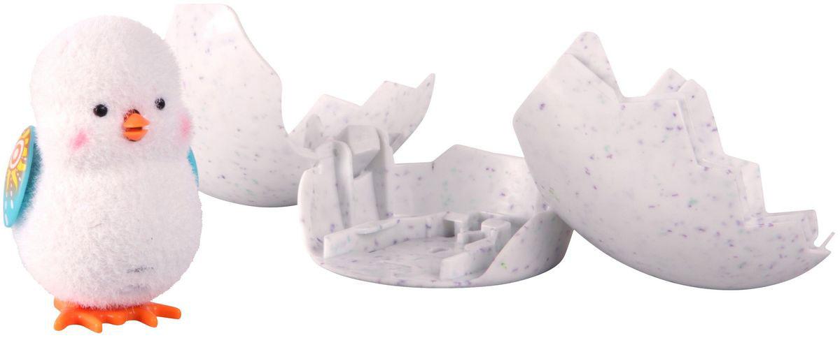 Moose Интерактивная игрушка Цыпленок в яйце с домиком