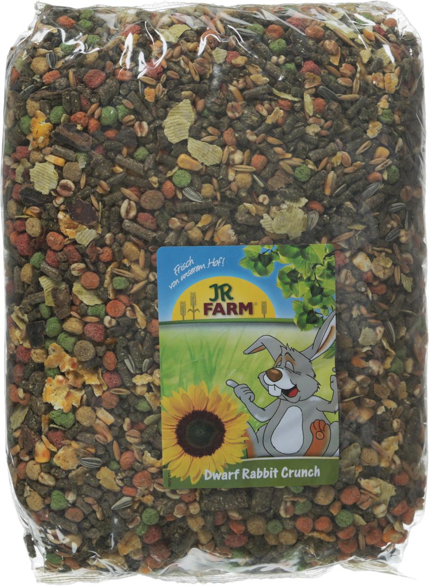 """Корм для карликовых кроликов JR Farm """"Crunch"""", 2,5 кг"""