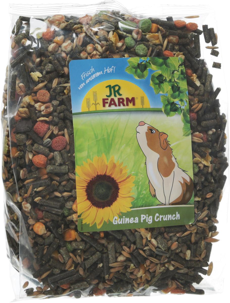 """Корм для морских свинок JR Farm """"Crunch"""", 1 кг"""