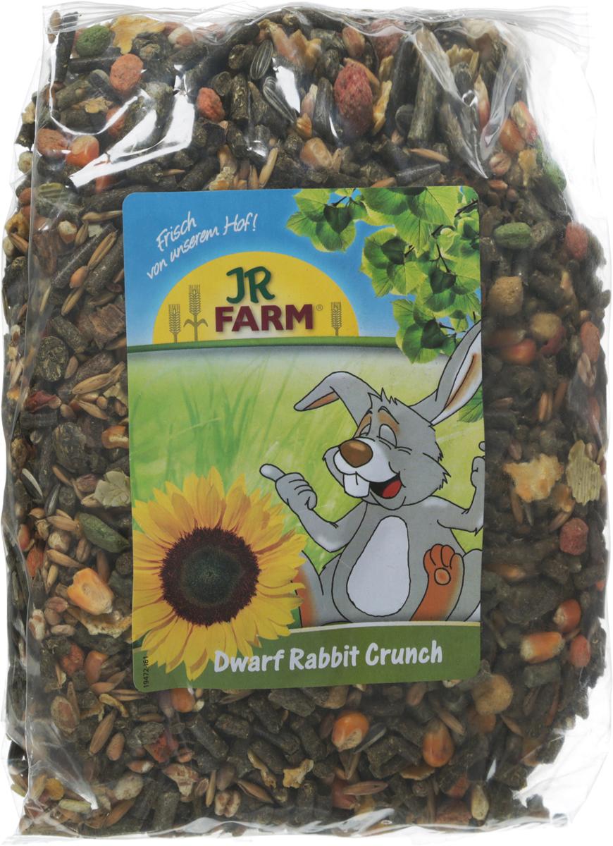 """Корм для карликовых кроликов JR Farm """"Crunch"""", 1 кг"""