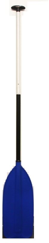 Весло для катамарана Вольный ветер, 2 секционное, цвет: синий, длина 165 см