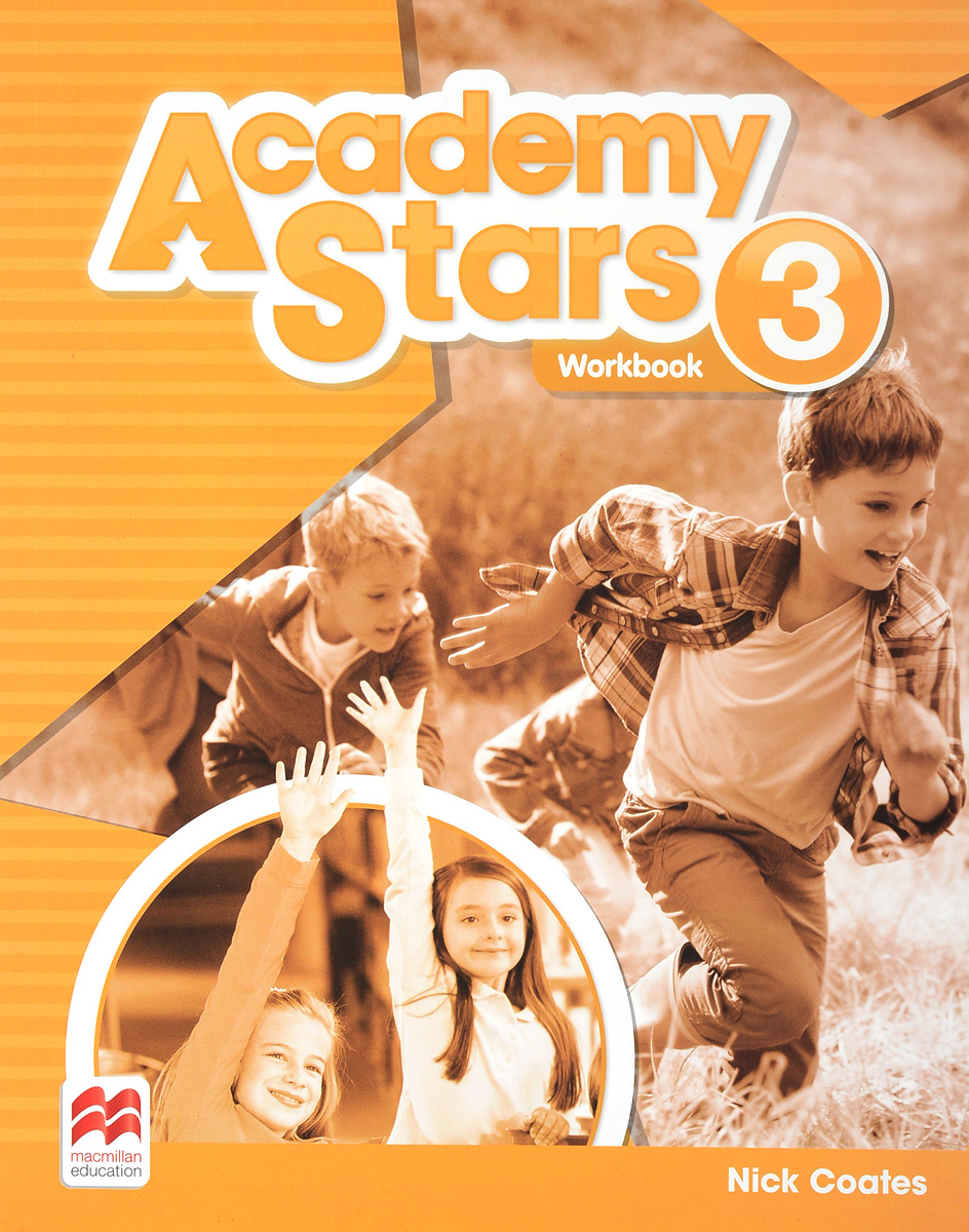 Academy Stars 3: Workbook