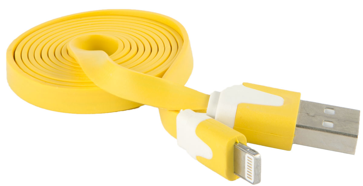 Red Line, Yellow кабель Lightning-USB (1 м)