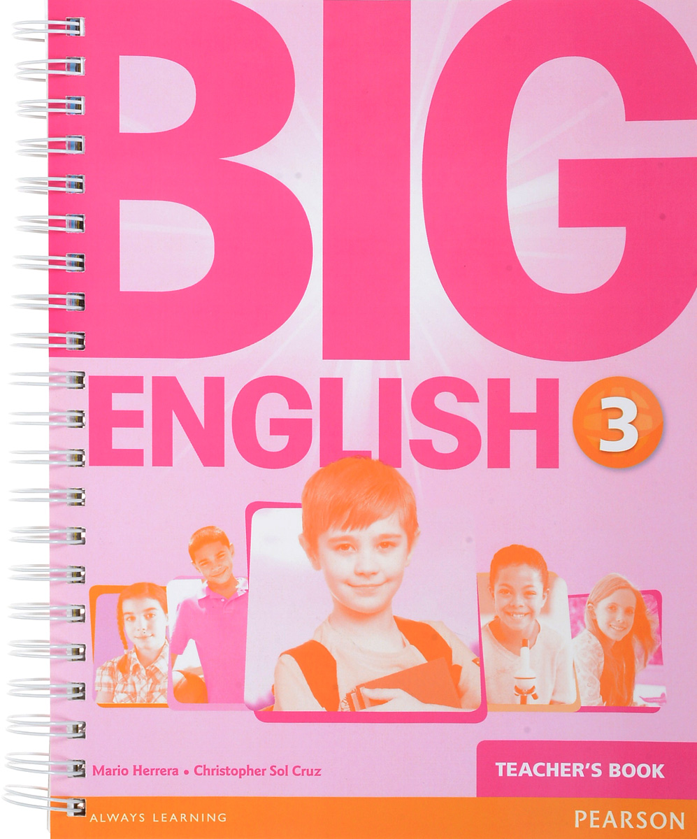 Big English 3: Teacher's Book