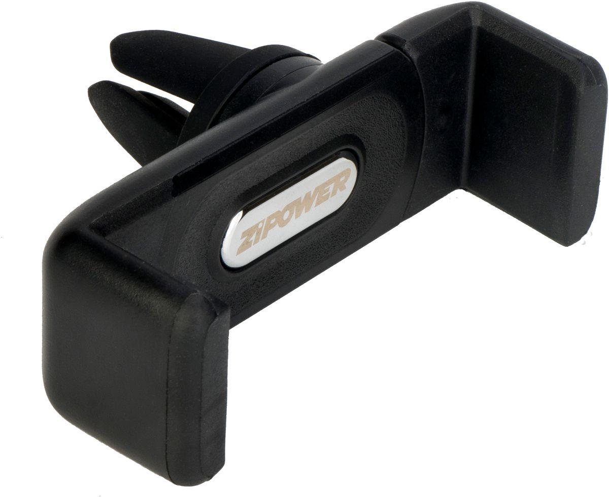Держатель для телефона автомобильный Zipower, 55-85 мм. PM 6621 держатель автомобильный zipower для телефона 50 80 мм pm 6627